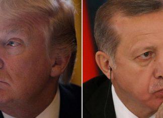 Σαν την γάτα με το ποντίκι Ερντογάν και Τραμπ, Βαγγελης Σαρακινός