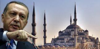 Μα να μιλά και η Τουρκία για διώξεις και μισαλλοδοξία!