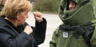 Η Γερμανία ερωτοτροπεί με την στρατιωτική ισχύ, Κώστας Μελάς