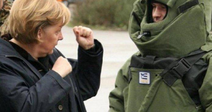 Η Γερμανία επιστρέφει στον δρόμο της στρατιωτικής ισχύος, Κώστας Μελάς