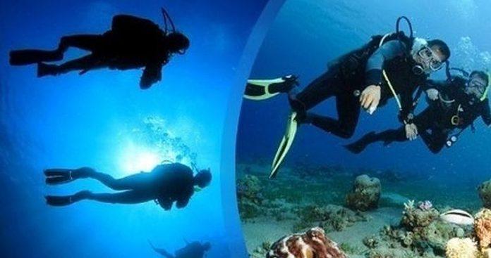 Εναλλακτικός τουρισμός στους ελληνικούς βυθούς, Δημήτρης Σκουτέρης