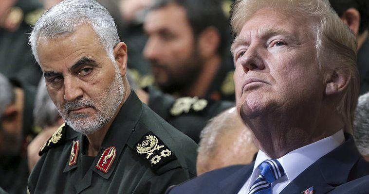 Τραμπ: «Τρομοκράτης υπ'αριθμόν ένα» ο Σουλεϊμανί