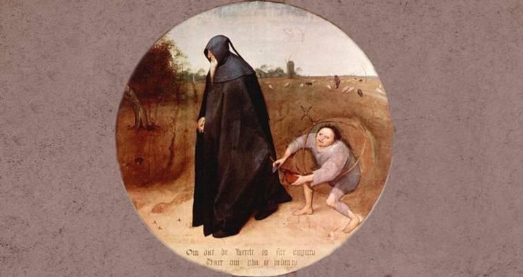Ο 'Μισάνθρωπος' και οι σαλτιμπάγκοι που χορεύουν στα ερείπια, Βασίλης Καραποστόλης