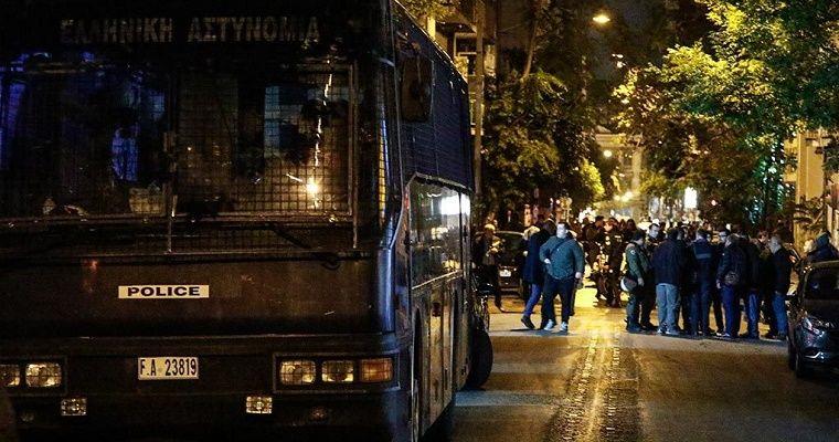 Δεκάδες συλλήψεις αλλοδαπών στην Θεσσαλονίκη