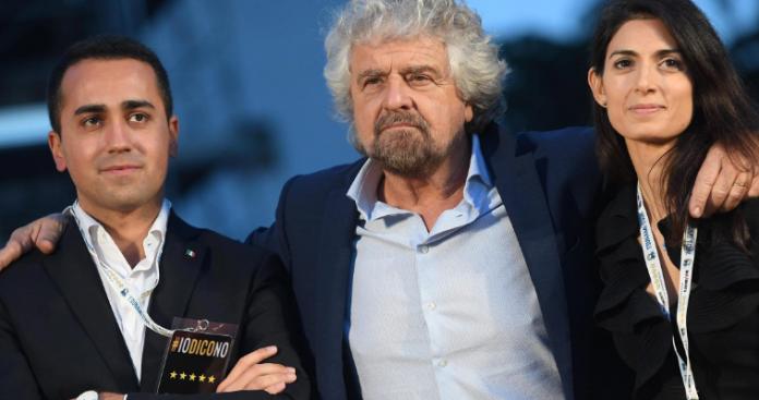 Τα ζόμπι επιστρέφουν στην Ιταλία - Οι Πεντάστεροι σε υπαρξιακή κρίση, Δημήτρης Δεληολάνης