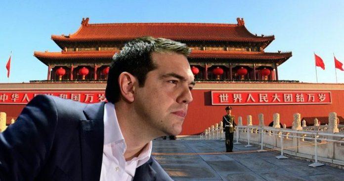Ο κινέζικος δράκος, το λιμάνι του Πειραιά και η Δύση, Σταύρος Λυγερός