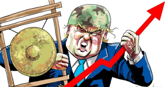 τουBen Chu – Ο Wilbur Ross, Αμερικανός υπουργός Εμπορίου, επιβεβαίωσε ότι η κυβέρνηση Τραμπ βλέπει την Αμερική ως θύμα ενός παγκόσμιου εμπορικού πολέμου. Ως εκ τούτου ο υπόλοιπος κόσμος θα πρέπει να αναμένει ως αντίποινα περισσότερες αυξήσεις δασμών από την Ουάσινγκτον. Νωρίτερα αυτή την εβδομάδα, οι ΗΠΑ επέβαλαν δασμούς έως 50% στις εισαγωγές πλυντηρίων ρούχων και ηλιακών συλλεκτών από την Κίνα και τη Νότια Κορέα. Μιλώντας στο Παγκόσμιο Οικονομικό Φόρουμ (WEF) στο Νταβός την Τετάρτη, ο δισεκατομμυριούχος υπουργός Ross, δήλωσε […]
