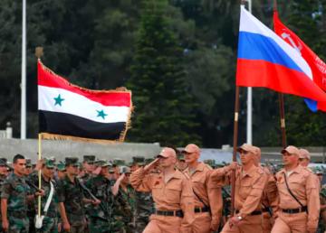Αποτέλεσμα εικόνας για Ρωσικό «μαστίγιο και καρότο» για τους Κούρδους