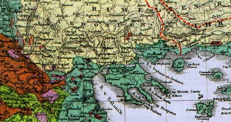 του Ιωάννη Μάζη  – Ας εξετάσουμε πρωτίστως κάποιες επιχειρηματολογικές αφηγήσεις του δημοσίου διαλόγου σχετικά με το «συνετόν» του συμβιβασμού των Αθηνών εις μίαν ονομασία σύνθετη εμπεριέχουσα τον όρον «Μακεδονία». Η υπόθεση της ονομασίας των Σκοπίων είναι πρωτίστως και ουσιαστικώς κρίσιμη, για τους εξής λόγους: Πρώτον, ο όρος «Μακεδονία» per se αποτελεί τον κατ' εξοχήν φορέα του σκοπιανού δήθεν αλυτρωτισμού. Εξ αυτού και μόνον θα χαλκευθεί η νομιμοποίησις της ανυπάρκτου εθνικώς «μακεδονικής ταυτότητος», ανυπάρκτου γλωσσολογικώς «μακεδονικής γλώσσης» και φυσικά της ανυπάρκτου […]