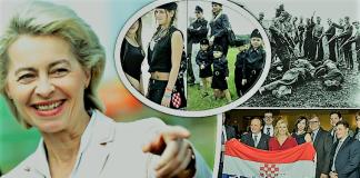 Η Ούρσουλα αγαπάει την Κροατία που... αγαπάει το φιλοναζί παρελθόν της, Βαγγέλης Γεωργίου