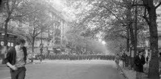 """Ο """"γαλλικός Μάης"""" με το βλέμμα του Φιλίπ Γκρα"""