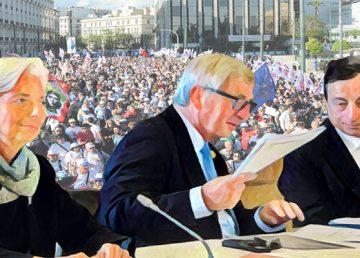 Οι δανειστές γονατίζουν την οικονομία και κοινωνία - 1, Κωνσταντίνος Κόλμερ