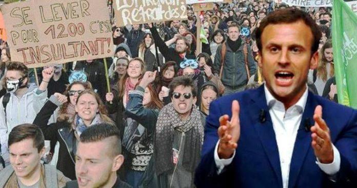 Η επίθεση του Μακρόν στους εργαζόμενους και η συγχυσμένη Αριστερά, COLE STANGLER