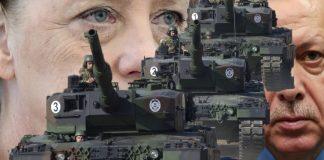 Εισβολή στο Αφρίν με γερμανικά όπλα, Βαγγέλης Γεωργίου