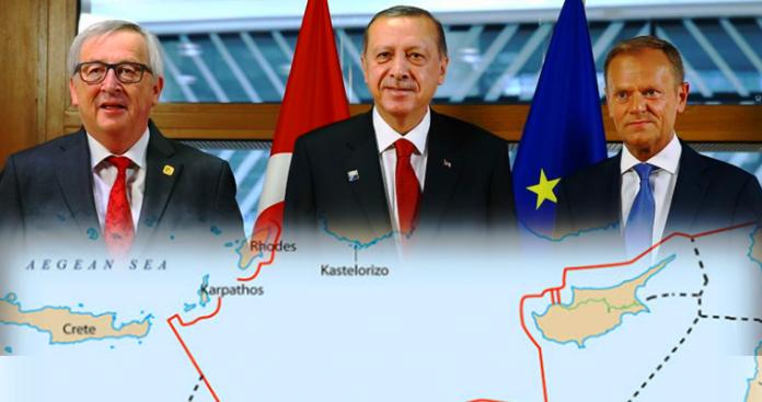 Η τουρκική πειρατεία στην κυπριακή ΑΟΖ βλάπτει την Ευρώπη, Κώστας Βενιζέλος