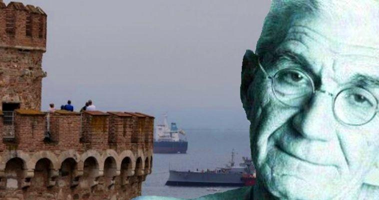 της Νεφέλης Λυγερού – Πριν μερικές ημέρες ο Γιάννης Μπουτάρης εξέφρασε την άποψη ότι το όνομα Μακεδονία του αεροδρομίου Θεσσαλονίκης ίσως θα ήταν καλύτερα να αλλάξει. «Θυμίζει μια πληγή που άνοιξε και δεν κλείνει. Και μπερδεύει τους τουρίστες που νομίζουν ότι βρίσκονται στα Σκόπια». Λίγα εικοσιτετράωρα νωρίτερα, είχε εκφωνήσει μία πραγματικά συγκλονιστική ομιλία για την Εθνική Ημέρα Μνήμης των Εβραίων Μαρτύρων και Ηρώων του Ολοκαυτώματος. Κατάμεστη από συναίσθημα, λογοτεχνικό λυρισμό και υψηλούς συμβολισμούςδεν άργησε να γίνει viral και όχι άδικα. […]