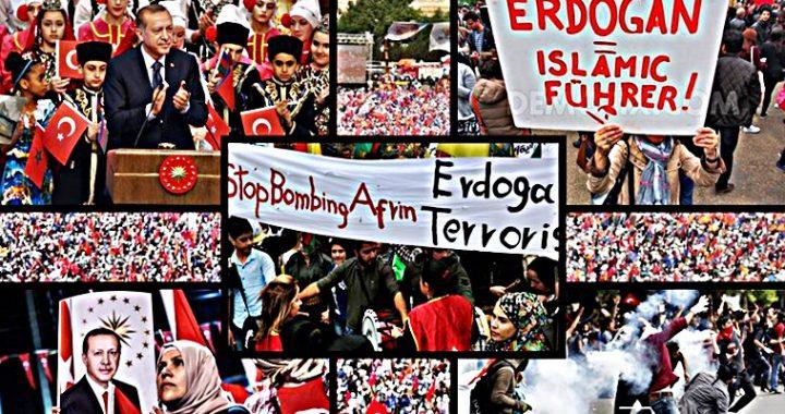 του Νίκου Μιχαηλίδη – Η άνοδος του Ερντογάν και του τουρκικού πολιτικού Ισλάμ στην εξουσία στηρίχθηκε σε υποσχέσεις εκδημοκρατισμού της χώρας και επίλυσης των σοβαρότατων χρονιζόντων προβλημάτων της (Κουρδικό, οικονομικές ανισότητες, ελεύθερη έκφραση θρησκευτικής ταυτότητας, θεσμικό εκσυγχρονισμό). Δεκαπέντε χρόνια αργότερα σχεδόν τίποτε από τα υποσχεθέντα δεν υλοποιήθηκε. Το κατ᾽ ευφημισμόν Κόμμα Δικαιοσύνης και Ανάπτυξης (ΑΚΡ) έφερεανάπτυξη, αλλά όχιδικαιοσύνη. Η χώρα ζει σε καθεστώς έκτακτης ανάγκης. Η κοινωνία πνίγεται στη βίαιη καταστολή και το κράτος παραπαίει, έχοντας εμπλακεί σε τυχοδιωκτικές εξωτερικές […]
