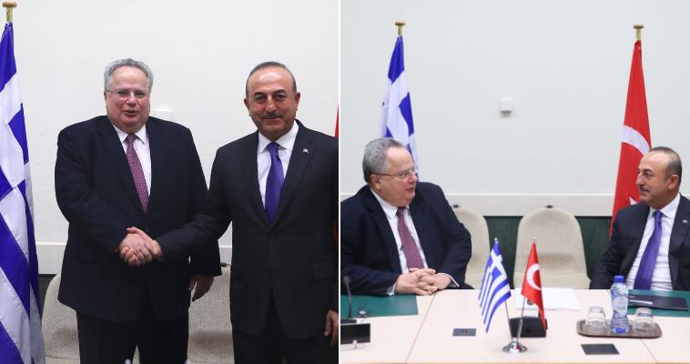 """Η περιοχή μας χαρακτηρίζεται από έντονη ρευστότητα, η οποία εγκυμονεί γεωπολιτικές ανατροπές. Ο Ελληνισμός πρέπει να προετοιμαστεί για να διατηρήσει τα κεκτημένα στη """"νέα νομιμότητα""""."""