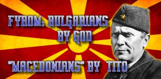 """Πως κατασκευάστηκε """"μακεδονική"""" ταυτότητα, Σταύρος Λυγερός"""