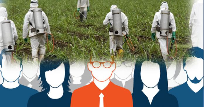 Η Monsanto φακελώνει όσους της εναντιώνονται