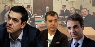 Το Συμβούλιο Εθνικής Ασφαλείας και ο Καβάφης, Αντώνης Παπαγιαννίδης