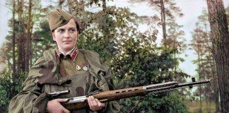 Οι θρυλικές Σοβιετικές που τρομοκρατούσαν τους Ναζί