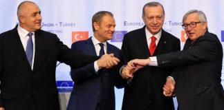 Το διπλό μήνυμα Ερντογάν προς την ΕΕ, Κώστας Ράπτης