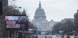 Η μεγάλη διαδήλωση κατά της οπλοκατοχής στις ΗΠΑ