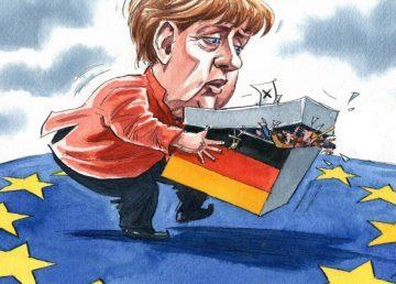 Τί σπρώχνει τη Γερμανία έξω από την Ευρωζώνη, Κωνσταντίνος Κόλμερ