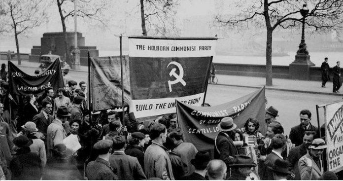Το κομμουνιστικό κόμμα στη μεσοπολεμική Μεγάλη Βρετανία