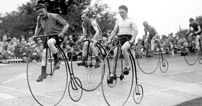 Αγώνες ποδηλάτου στο Λονδίνο του 1928