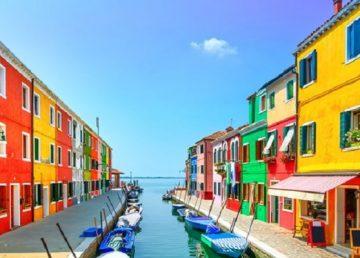 Οι πολύχρωμες γειτονιές του κόσμου