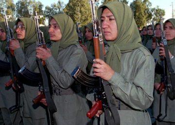 Στρατό μουτζαχεντίν διατηρούν οι ΗΠΑ στην Αλβανία
