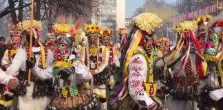 Οι περίτεχνες στολές των χορευτών Kukeri της Βουλγαρίας