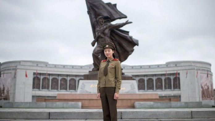 Τα καθημερινά πρόσωπα στη Βόρειο Κορέα