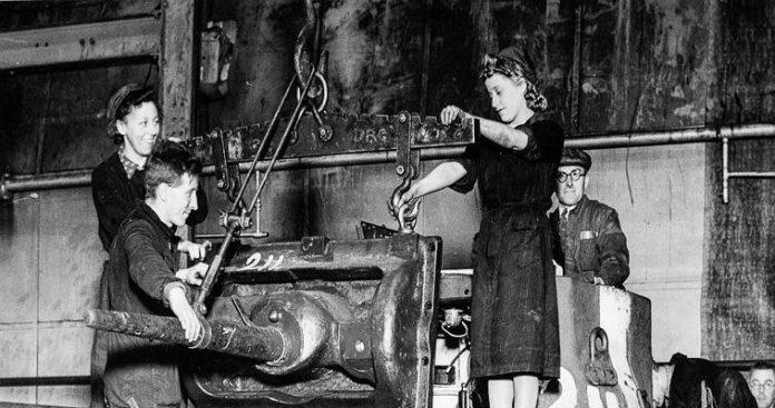 Τα εργοστάσια παραγωγής τανκ στον Δεύτερο Παγκόσμιο Πόλεμο