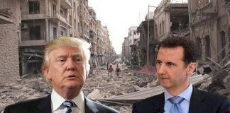 Γιατί Τραμπ και Άσαντ είναι στο ίδιο στρατόπεδο, Andrew Korybko