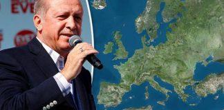 """η εθνικιστική ρητορική του """"σουλτάνου"""" προκαλεί έντονα ερωτηματικά στην Ευρώπη,, Νεφέλη Λυγερού"""