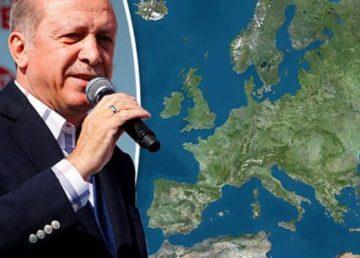 Η Παγκόσμια Νήσος και το πόκερ του Ερντογάν, Κωνσταντίνος Γρίβας