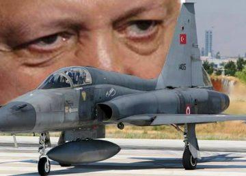 Πως ο Ερντογάν ξεκλήρισε την πολεμική του αεροπορία