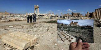 Η Παλμύρα του πολιτισμού πριν και μετά τον ISIS