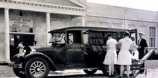 Οι κινητές βιβλιοθήκες του 20ου αιώνα
