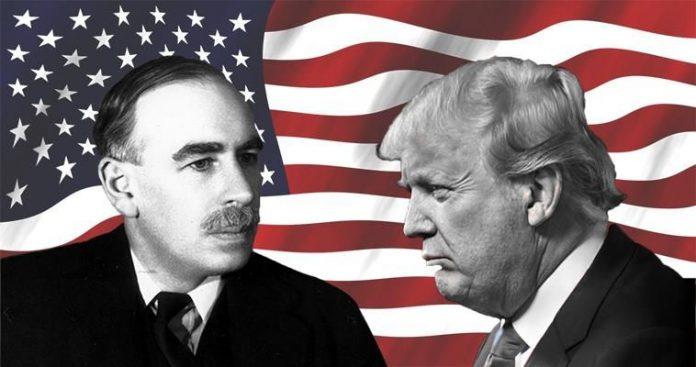 Το σχέδιο Τραμπ για ανάσχεση της αμερικανικής παρακμής, Αναστάσιος Λαυρέντζος