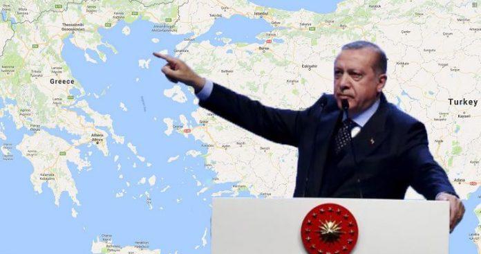 Ο Ερντογάν μεταφέρει την ένταση στα ελληνοτουρκικά, Απόστολος Αποστολόπουλος