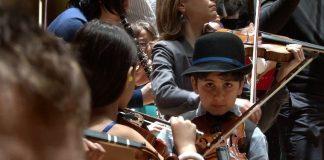 Το «όπλο» της μουσικής ενάντια στην εγκληματικότητα της Βενεζουέλας