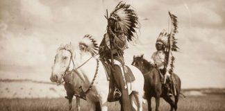 Η ζωή και η καθημερινότητα των ινδιάνικων φυλών το 1900