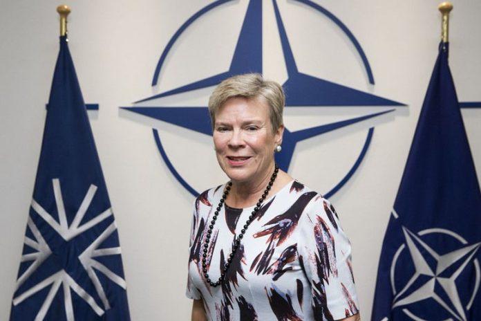 Στην Ελλάδα η αναπληρώτρια ΓΓ του ΝΑΤΟ