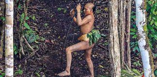 Η φυλή του Αμαζονίου αδιαφορεί για τον δυτικό πολιτισμό