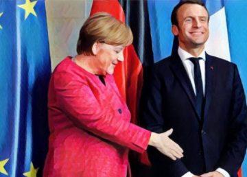 Δεν χωράνε και οι 27 στη γερμανογαλλική Ευρώπη, Δημήτρης Χρήστου