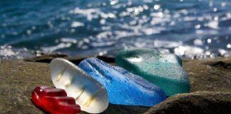 Η πολύχρωμη ρωσική παραλία λόγω.. βότκας